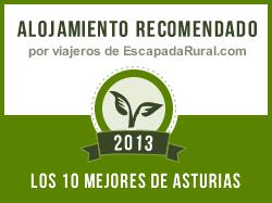 El Rincón del Sella, alojamiento rural recomendado en Asturias (Ribadesella)
