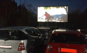 Auto cine de Ribadesella
