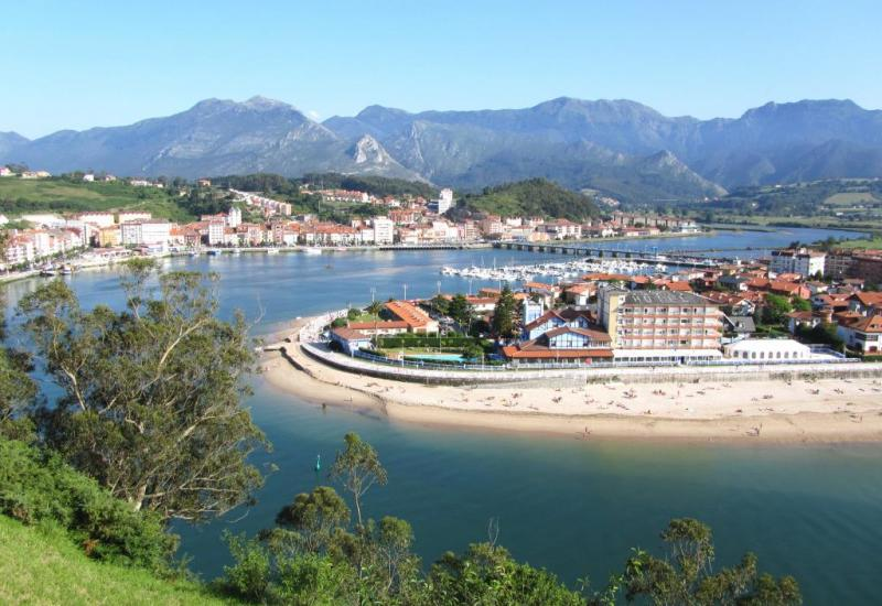 Besuches in Ribadesella