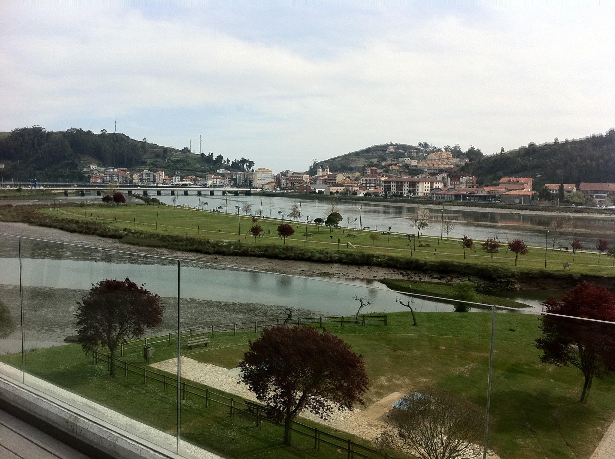 Environnement du fleuve Sella, Ribadesella