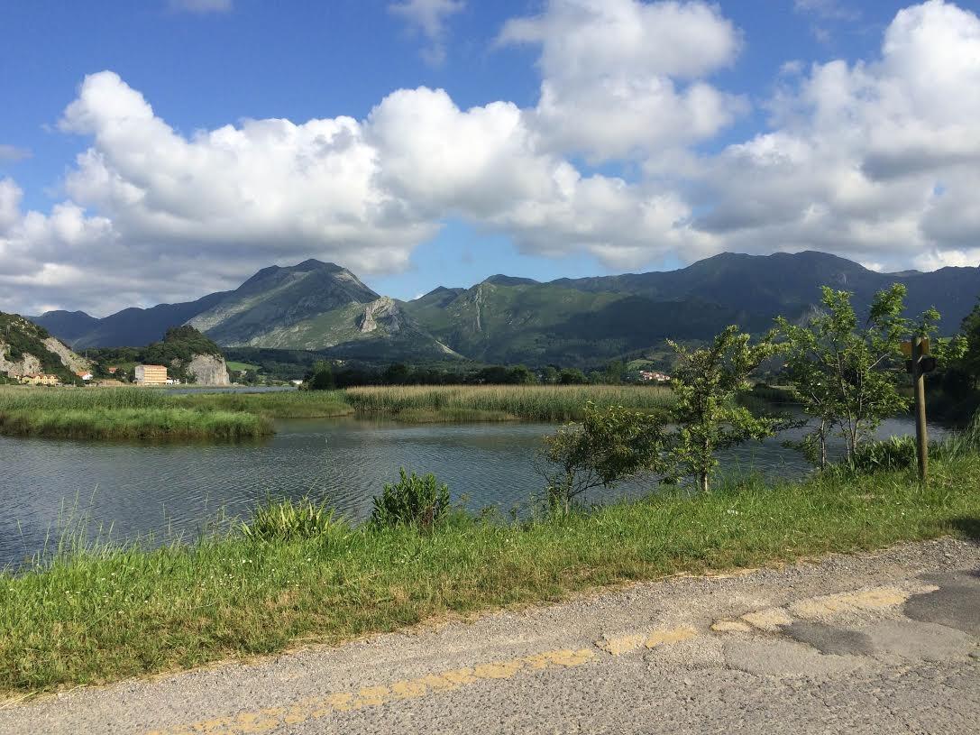 Environnement gìte rural el Rincon del Sella
