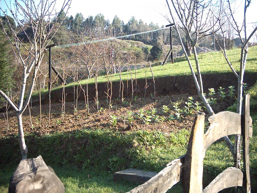 Le potager écologique gìte rural el Rincón del Sella