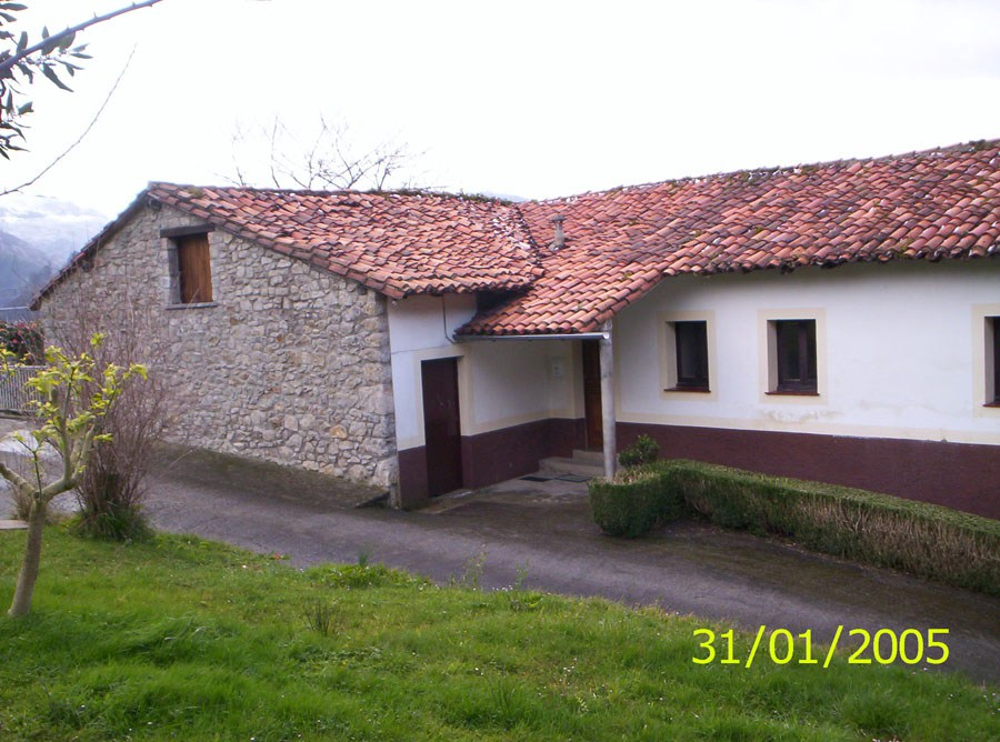 Local restaurants cottage Ribadesella