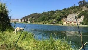 De pesca en el Rincón del Sella