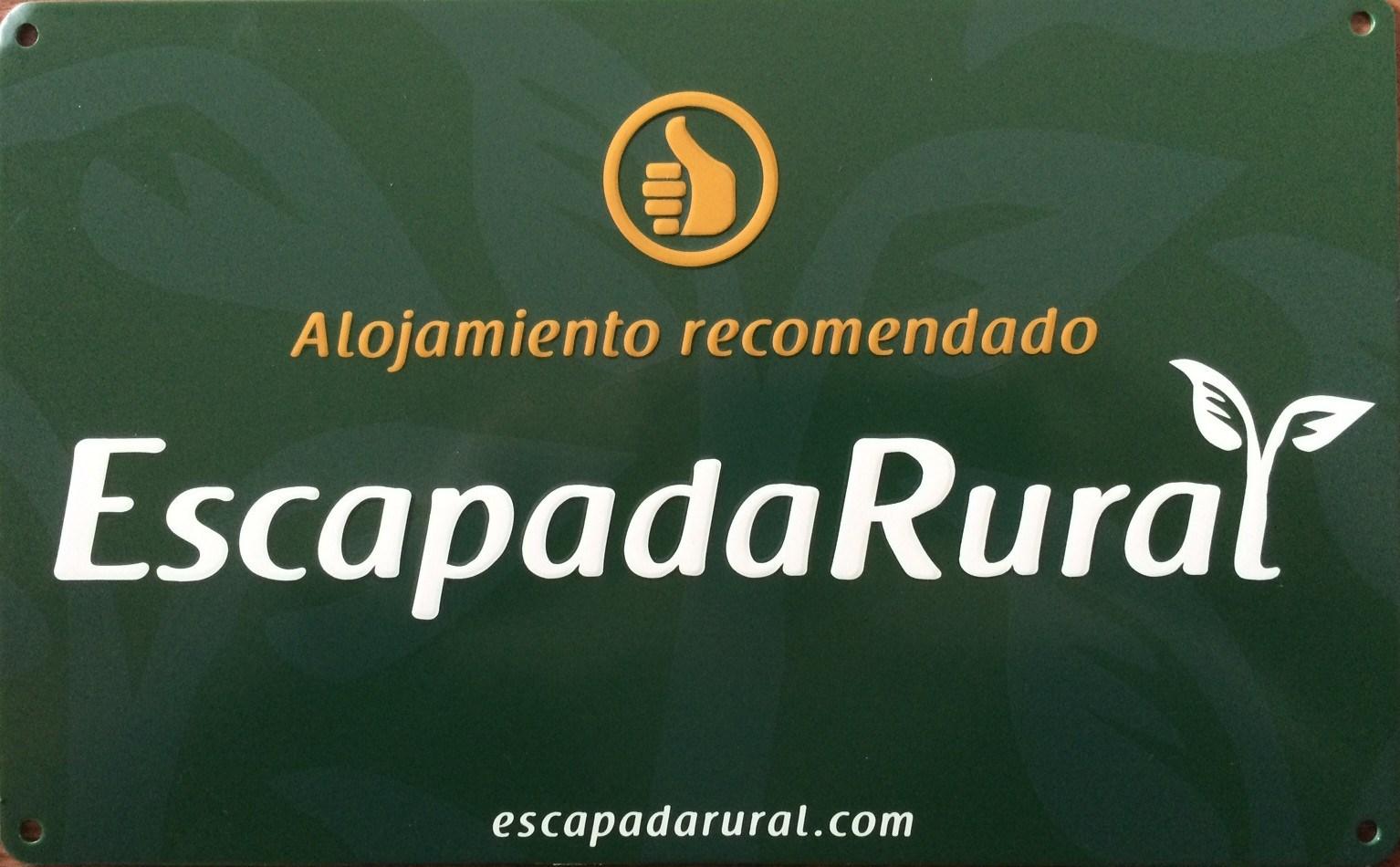 Alojamiento recomendado por Escapada Rural