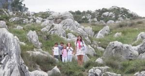 Visita a los Bufones de Guadamia