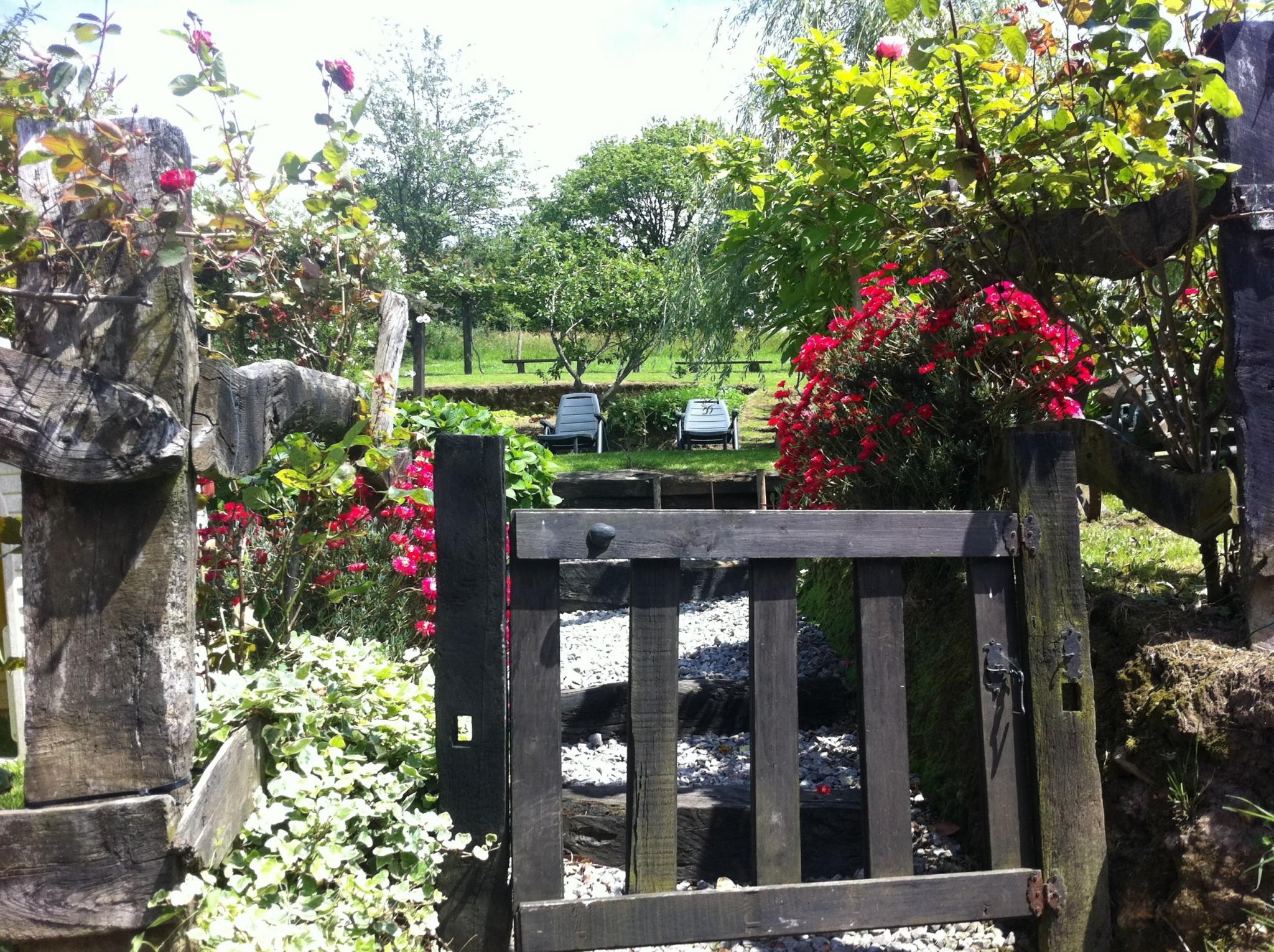The garden cottage Rincon de Sella