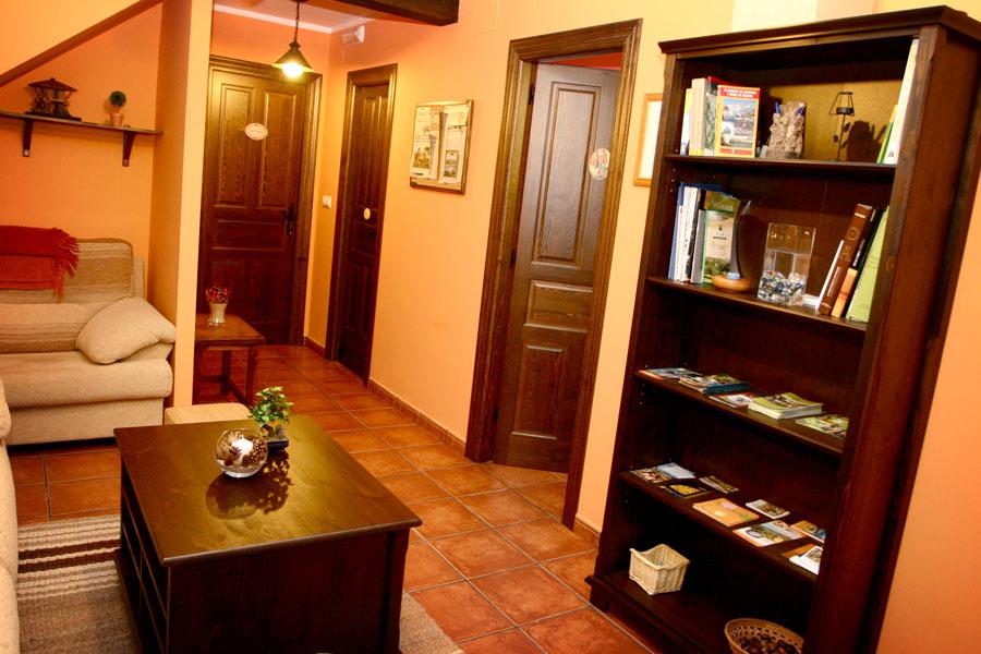 The living room Rincon de Sella Ribadesella