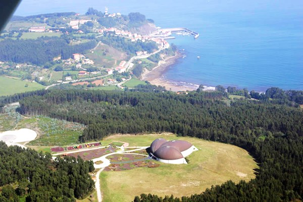 Asturias museo del Jurasico de Colunga