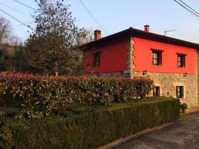 Casa rural de alquiler íntegro en Ribadesella