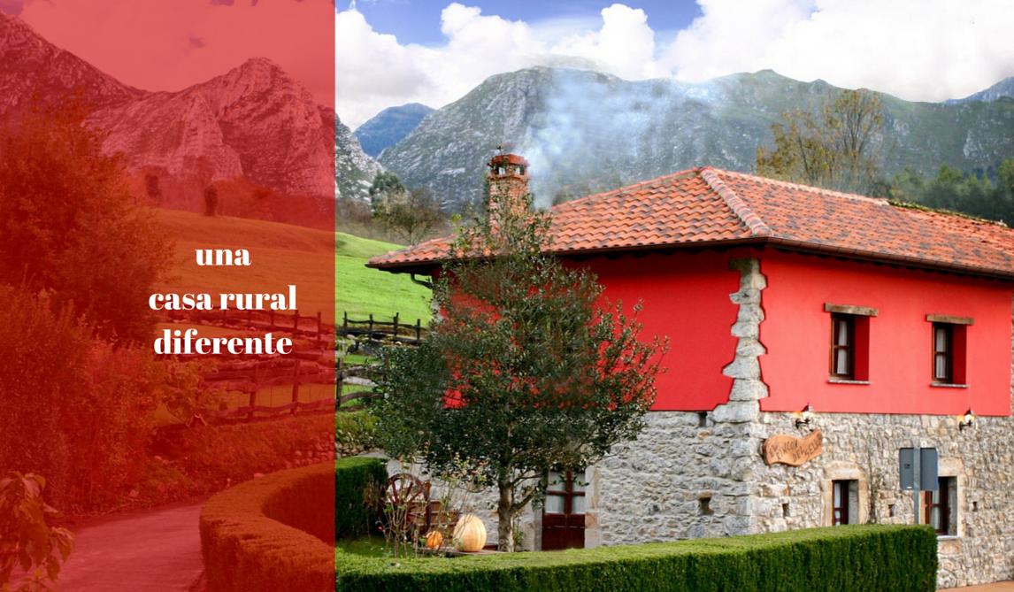 Mejor casa rural de Asturias para google, el Rincón del Sella