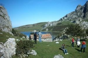 Senderísmo por los Lagos de Covadonga