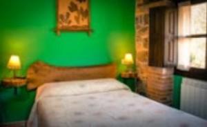 Bedrooms cottage Rincon Sella