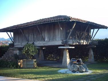 Horreo cottage Ribadesella el Rincon del Sella