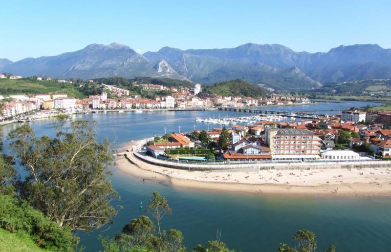 Visiting Ribadesella Asturias