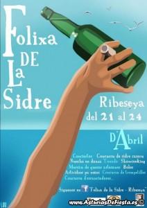 Fiesta de la sidra en Ribadesella