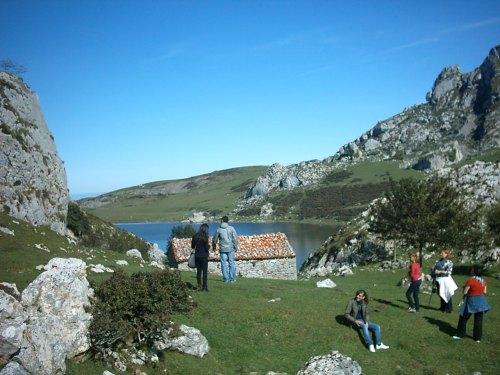 Visiting Picos Europa Asturias