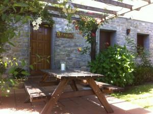 El Fareru casa rural Ribadesella