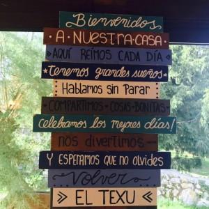 Turismo rural de calidad, gastronomía típica el Texu casas rurales Ribadesella