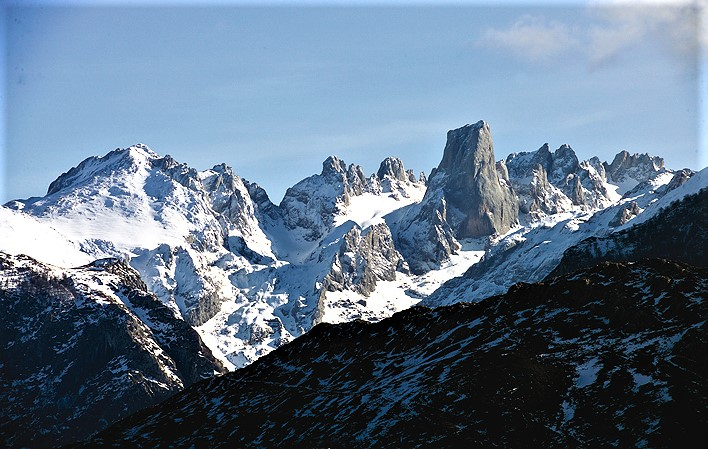 El Urriellu o Naranjo de Bulnes